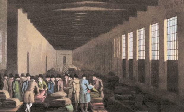 white cloth hall kirkgate leeds history main