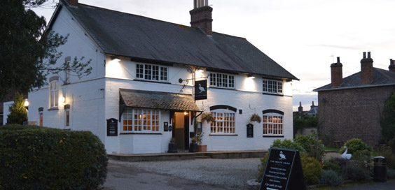 white swan wighill restaurant review