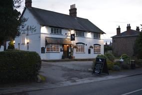 white swan wighill restaurant review exterior