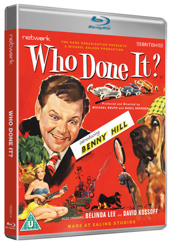 who done it film review cover