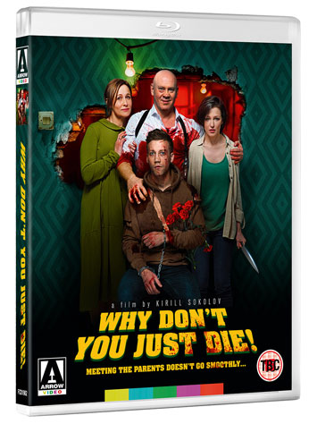 why dont you just die film review cover