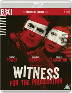 witness for the prosecution film review dvd cover