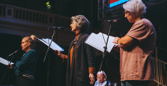 woman of the world hull city hall review culture maureen lipman