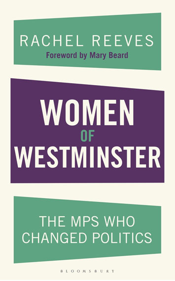 women of westminster rachel reeves book review cover
