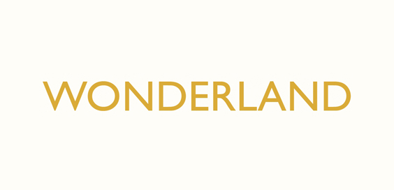wonderland book review logo