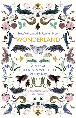 wonderland book review nature british logo