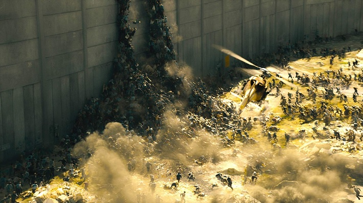 world war z film review escape