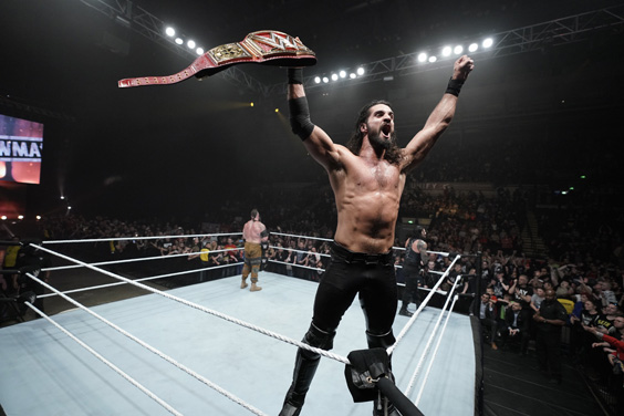 wwe live tour 2019 review sheffield arena may 2019 wrestling winner