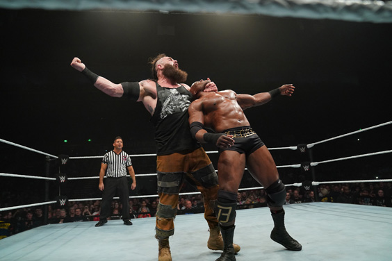 wwe live tour 2019 review sheffield arena may 2019 wrestling wrestle