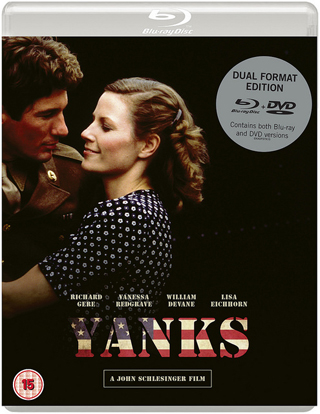 yanks film review dvd cover