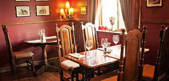 ye olde bell review St Leger Bistro-by-the-Bar sheffield