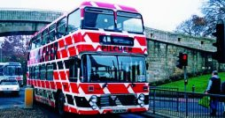 yorkshire rider buses history