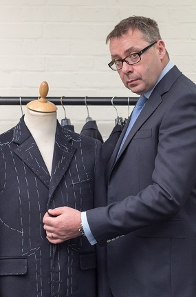 yorkshire tailor shows off work