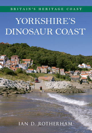 yorkshires dinosaur coast ian rotherham book review cover