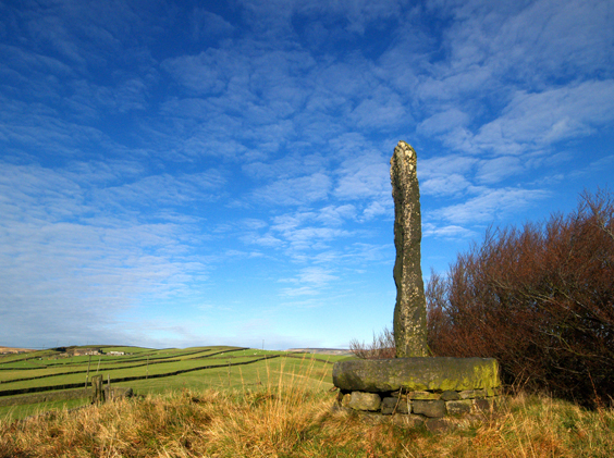yorkshire's megalithic sites stones monolith