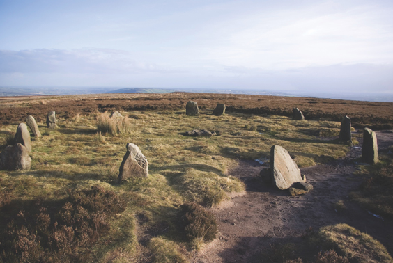 yorkshire's megalithic sites twelve apostles