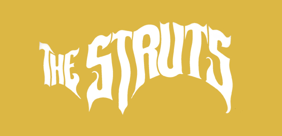 young and dangerous the struts album review logo