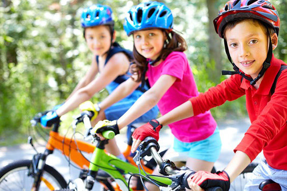 5 Ways To Ensure Your Kids Excel In Their Sports bike