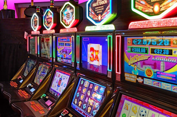 Another Look at Yorkshire's Super Casino slots