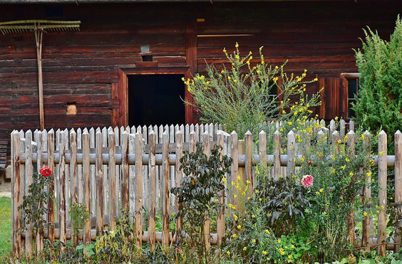 Creating a Garden You Will Cherish fence