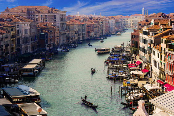 Food and Wine Tours Among Italian Beauty venice