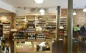 Weeton's Food Hall Harrogate Review interior