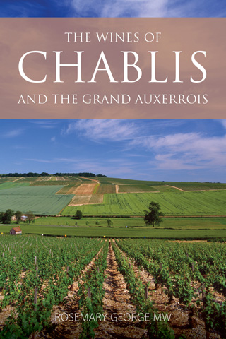 chablis and the grand auxerrois rosemary george book review cover