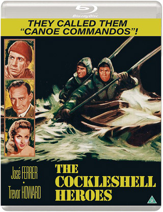 cockleshell heroes film review cover