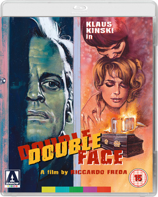 double face film review cover