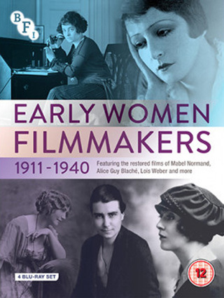 early women filmmakers bluray review bfi cover