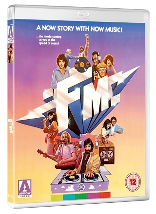 fm film review bluray cover f.m