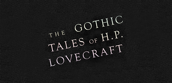 gothic tales of hp lovecraft book review logo