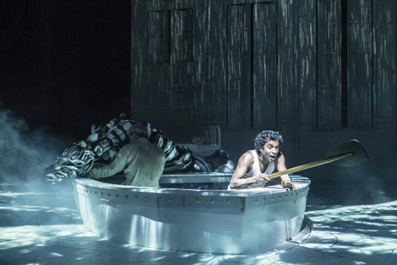 life of pi review sheffield crucible july 2019 review ocean
