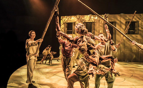 life of pi review sheffield crucible july 2019 review stage