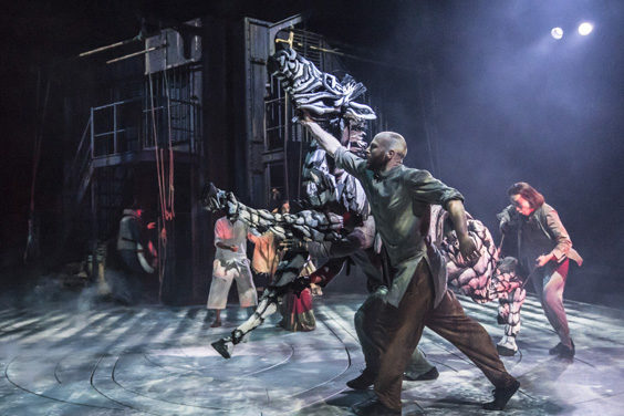 life of pi review sheffield crucible july 2019 review zebra