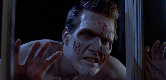 night of the creeps film review dvd bluray zombie