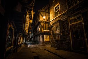 'The Shambles By Night' by Chris Taylor