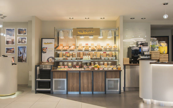 point a hotel review king's cross breakfast