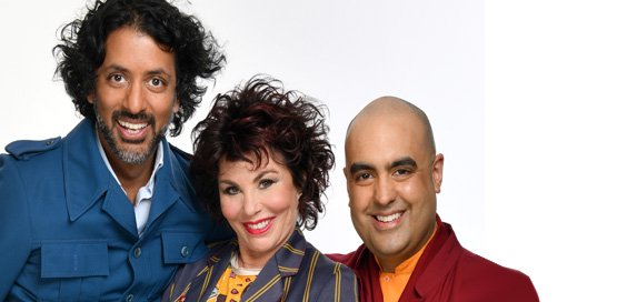 ruby wax how to be human review huddersfield lawrence batley theatre may 2019 main