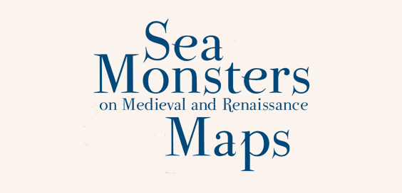 sea monsters on medieval and renaissance maps chat van duzer book review logo