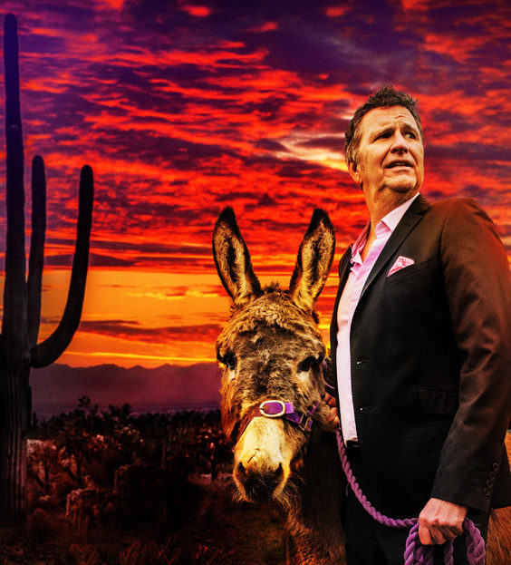 stewart francis into the punset interview donkey