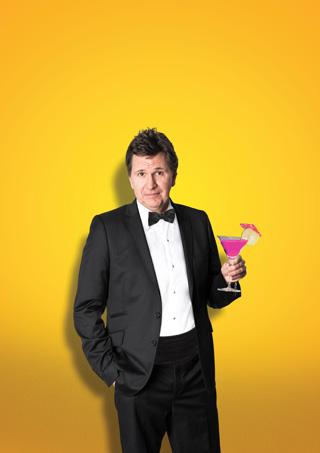 stewart francis into the punset interview portrait