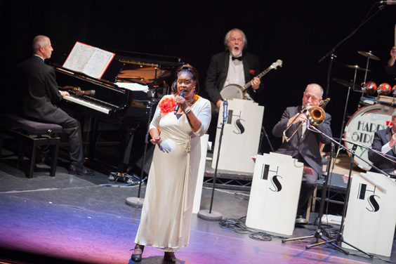 swinging at the cotton club review hull truck theatre june 2019 singer