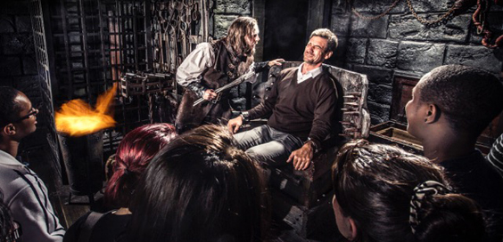 york dungeon review torture